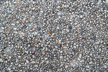 Grunge Pebble Floor As Seamles...