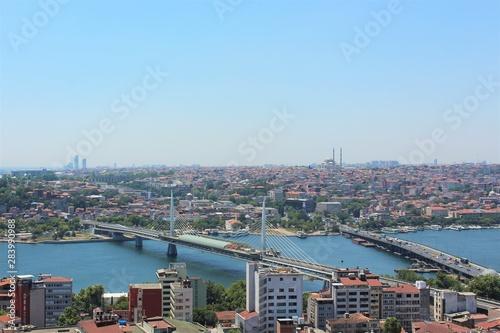 Canvas Prints Antwerp Istanbul Bosporus