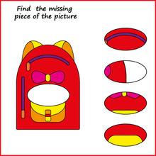 Visual Logic Puzzle: Find Miss...