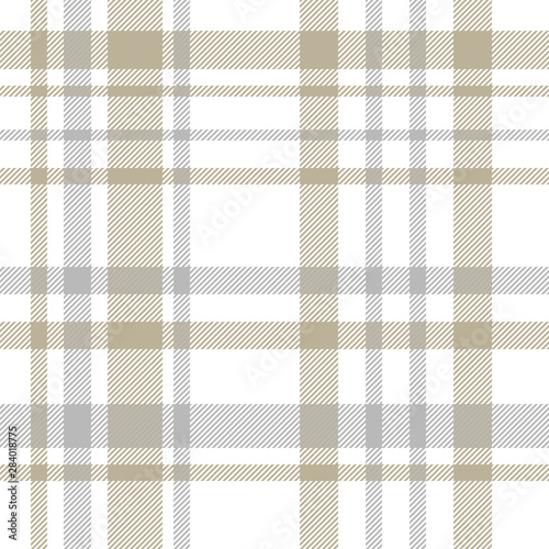 Tapety Beżowe tartan-beige-gray-and-white-seamless-plaid-pattern-vintage-striped-pattern-for-clothes-or-abstract-background