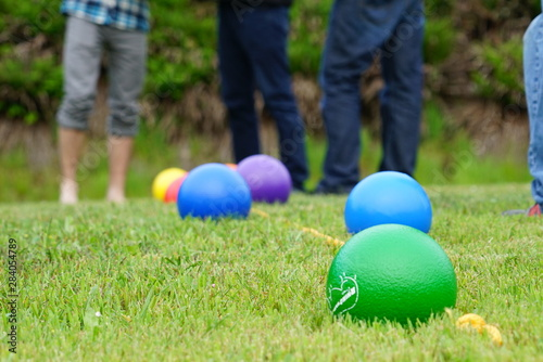 Obraz dodge ball - fototapety do salonu