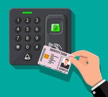 Password And Fingerprint Secur...