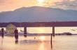 Leinwandbild Motiv Canadian coast