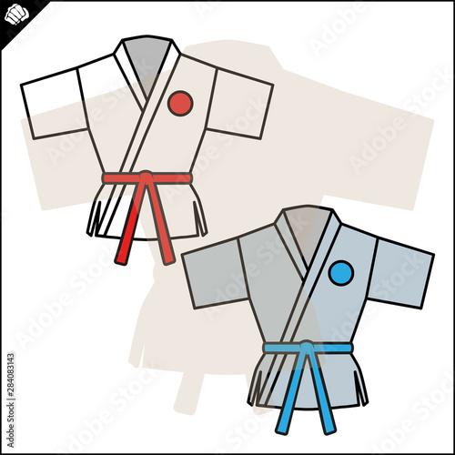 Photo Karate emblem