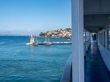 Hafen Von Forio Auf Ischia Mit...