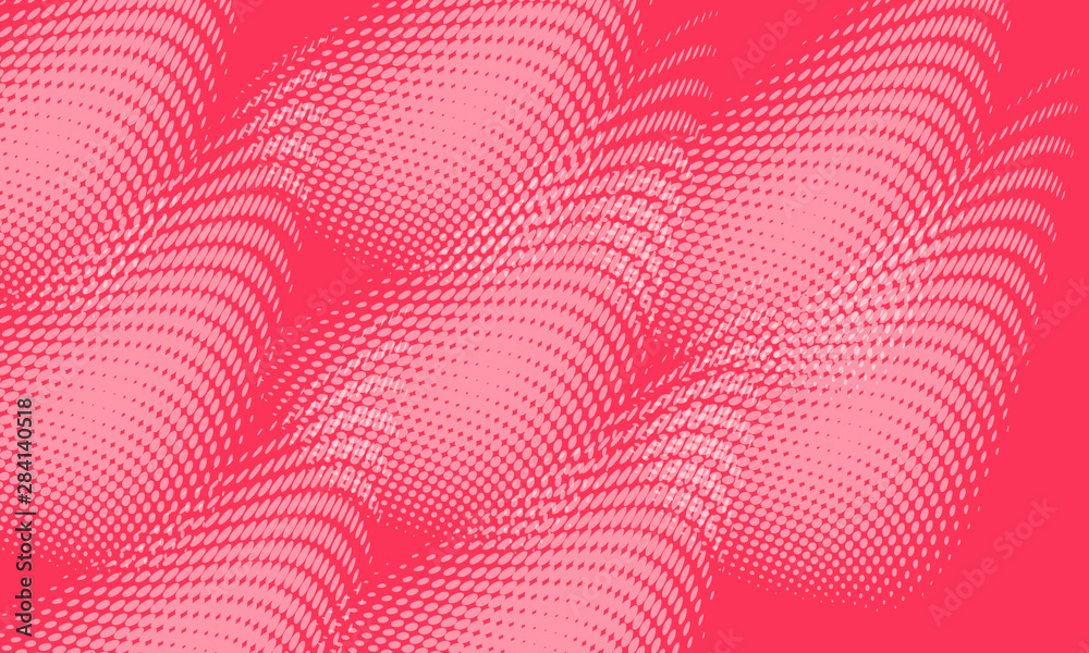 Fototapety, obrazy: Abstract halftone background.Business presentation concept.
