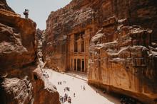 JORDAN, Ancient Petra - May, 2...