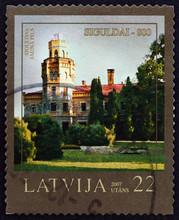 New Castle, Sigulda (Latvia 20...