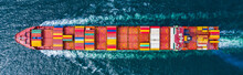 Container Ship Vessel Cargo Ca...