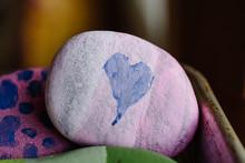 Blue Heart Rock