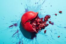 Smashed Pomegranate
