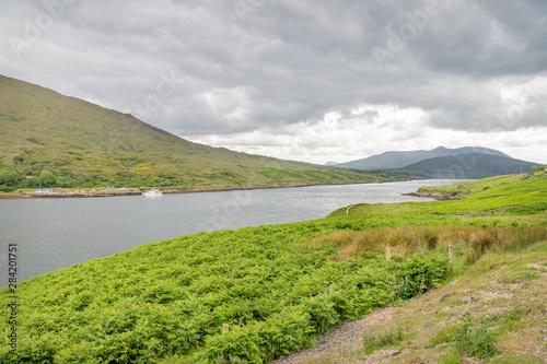 Fototapety, obrazy: Killary Fjord, Co Mayo and Co Galway, Ireland