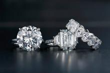 Large Diamond Jewelry