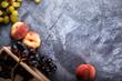 Owoce tło