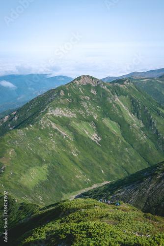 Foto auf Gartenposter Gebirge Signalnaya mountain