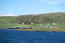 Fahrhafen Houton, Orkney Mainl...