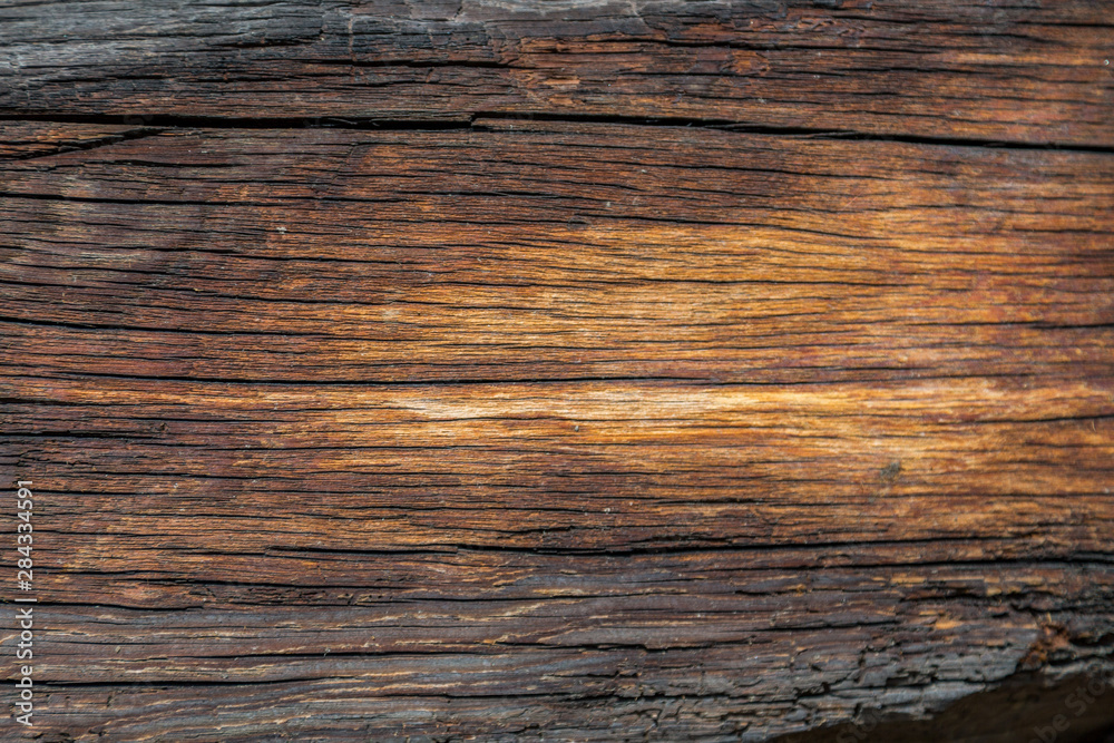 Fototapety, obrazy: Antique wood texture. Abstract background. Close- Up