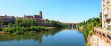 Panoramic View Of The Sainte C...