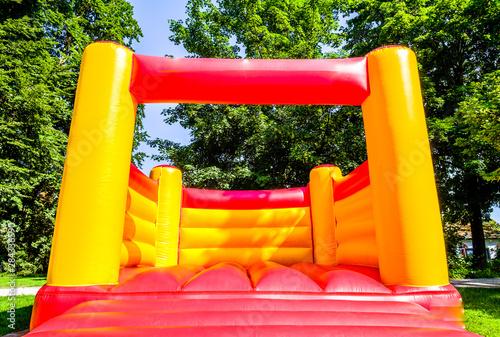 Cuadros en Lienzo new bouncy castle