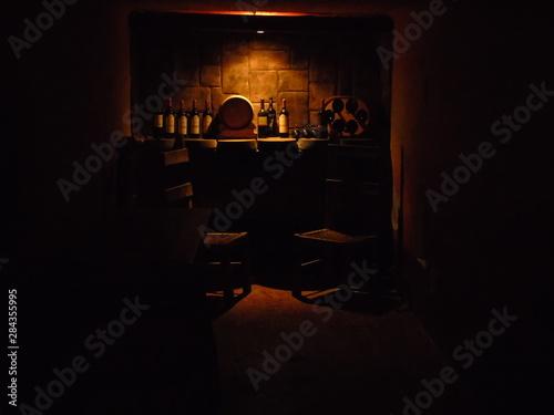 Fototapeta  Bodega de vino