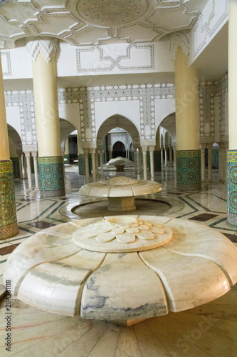 Africa, Morocco, Casablanca Canvas-taulu
