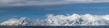 Antarctica, Elephant Island, Panorama