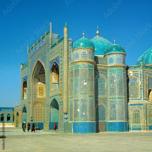 Slika na platnu Afghanistan, Mazar-i-Sharif