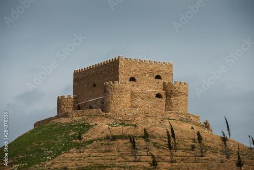 Fotomural  Castle Khanzad. Kurdistan, Iraq