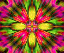 Multicolor Glossy Kaleidoscope...