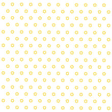 Seamless Yellow Flowers Floral Pattern