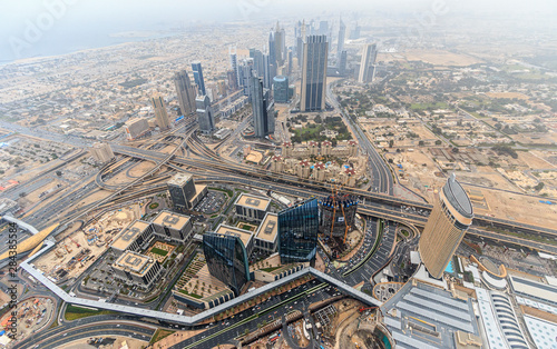Obraz na płótnie Dubai, UAE
