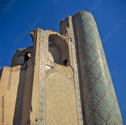 Uzbekistan, Bukhara Wallpaper Mural