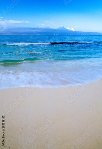 Tropical Beach, Long Island, Bahamas, New Providence