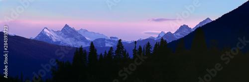 Photo Canada, British Columbia, Mt Terry Fox