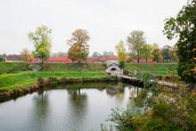 Copenhagen, Denmark - A Lake I...