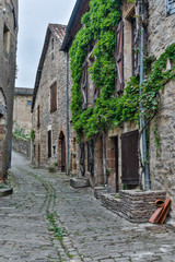 Fototapeta Uliczki France, Cordes-sur-Ciel. Back street