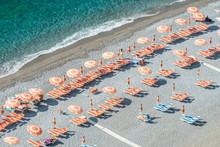 Italy, Amalfi Coast, Positano ...