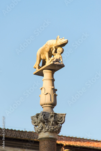 Italy, Siena Slika na platnu