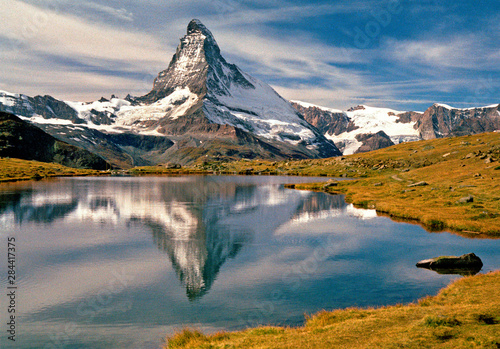Fényképezés  Switzerland, Matterhorn