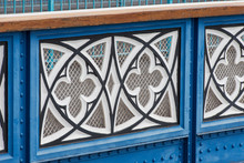 UK, London. Tower Bridge Detail