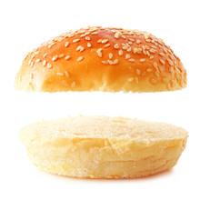 Open Sesame Seed Hamburger Bun...