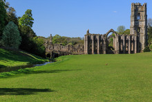 England, North Yorkshire, Ripo...