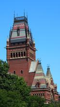 Harvard University, Boston, USA: Turm Vom Sanders Theatre