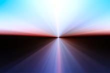 Horizon Motion Blur Rays Backg...