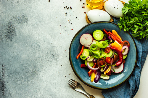 Fotografia  Healthy food concept