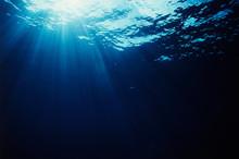 Sunbeam In Water