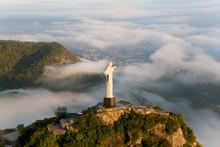 The Art Deco Statue Of Jesus, ...