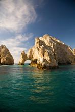Land's End, The Arch Near Cabo San Lucas, Baja California, Mexico