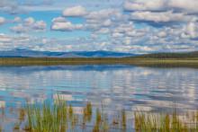 USA, Alaska. Landscape With Quartz Lake. Credit As: Don Paulson / Jaynes Gallery / DanitaDelimont.com