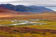 USA, Alaska, Brooks Range. Tundra in fall color. Credit as: Don Paulson / Jaynes Gallery / DanitaDelimont.com